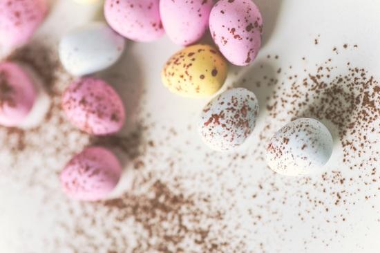 Chocolat Et Paques