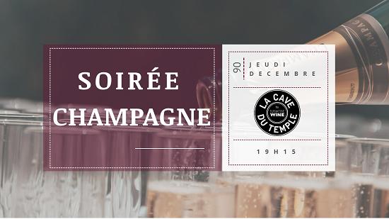 degustation champagne