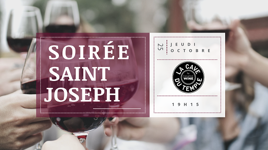 degustation saint joseph